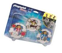 Christmas Angel Ornaments  - Play Set by Playmobil