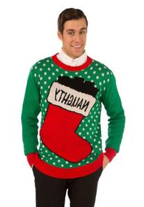 Christmas Naughty Ugly Sweater
