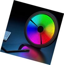Chromatic: LED Color Spectrum Clock. Mind Blowing and