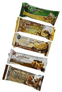 Quest Nutrition- Quest Bar Chocolate and Peanut Butter