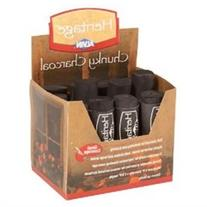 Heritage Chunky Charcoal Display