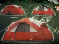 Coleman Cimmaron 8-Person Modified Dome Tent, 14' x 8