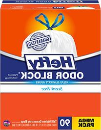 Hefty CinchSak Tall Kitchen & Trash Bags, 13 GAL., 9mil,