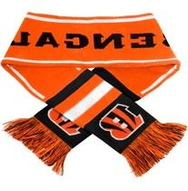 "Cincinnati Bengals Official NFL 64"" Scarf by Forever"