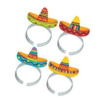 Amscan Cinco De Mayo Fiesta Party Colorful Sombrero