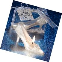 RedC Cinderella Fairy Tale Crystal Shoes Novelty Candles For