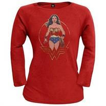Wonder Woman - Circle Juniors Thermal - M