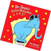 Dr. Seuss's Circus McGurkus 1,2,3! Cloth Book