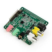 Cirrus Logic Raspberry Pi Audio Card