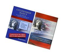 Citizenship Basics Textbook and Audio CD U.S. Naturalization