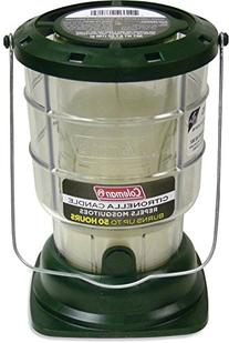 Coleman Citronella Candle Outdoor Lantern - 70+ Hours, 6.7