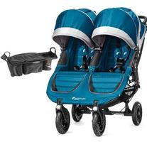 Baby Jogger - City Mini GT Double Stroller with Parent