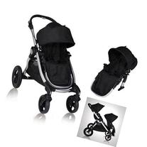 Baby Jogger City Select 2013 with FREE Second Seat Kit, Onyx