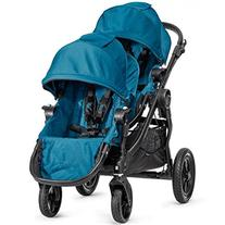 Baby Jogger City Select Black Frame Stroller w/ 2nd Seat,