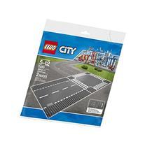LEGO City Supplementary Straight & Crossroad 7280 Plates,