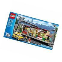 LEGO City Trains Train Station Includes 5 Minifigures: