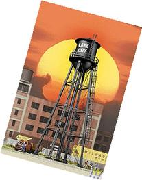 Walthers Cornerstone City Water Tower Built-ups