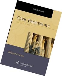 Civil Procedure, 2nd Edition 2nd  Edition by Freer, Richard