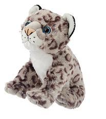"Wild Republic 12"" CK Snow Leopard Baby"