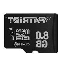 Patriot LX Series - Flash memory card  - 128 GB - Class 10