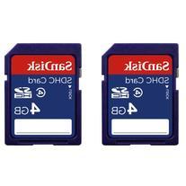 SanDisk 32GB SDHC Flash Memory Card