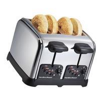 Classic Chrome 4-Slice Extra-Wide Slot Toaster