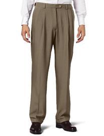 Haggar® Men's Classic Fit Pleated Repreve Dress Pants