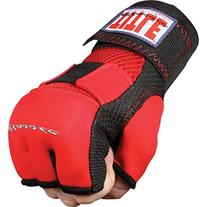 Title Classic Gel-X Glove Wraps - Large - Red/Black