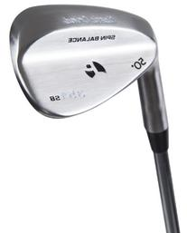 Pinemeadow Golf Classic Grind Wedge, Left Hand, Steel,