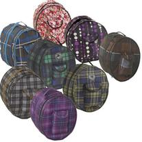 ER Centaur Plaid Helmet Bag - Size:One Size Color:Orchid