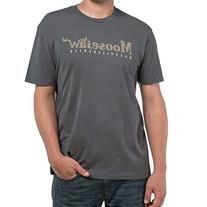 Moosejaw Original Classic Regs SS Tee - Men's Pewter /