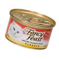 Classic Savory Salmon Wet Cat Food
