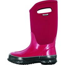 Bogs Classic Solid Boot - Girls' Red, 5.0