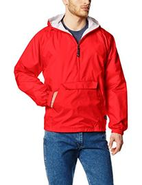Charles River Apparel Men's Classic Solid Windbreaker