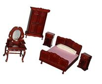 Melissa & Doug Classic Victorian Wooden and Upholstered