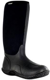 Bogs Women's Classic High Waterproof Insulated Boot, Black,7
