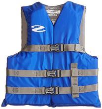 50/90LB RED Boat Vest