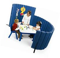 Classroom Divider in Blueberry