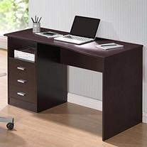 Classy Computer Desk with Privacy Panel