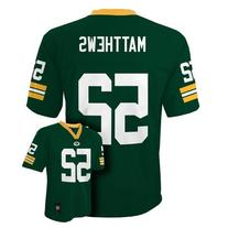 Clay Matthews Green Bay Packers Green NFL Toddler 2013
