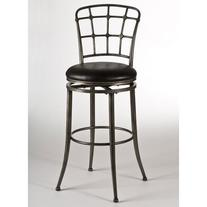 Hillsdale Claymont Swivel Counter Stool