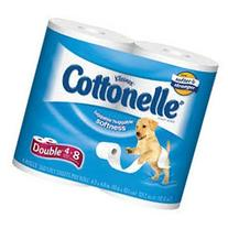 Clean Care Toilet Paper - Double Roll 4-Count