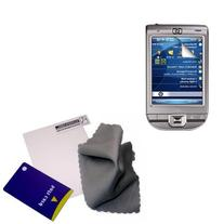 Clear Anti-glare Screen Protector for the HP iPaq 110 -