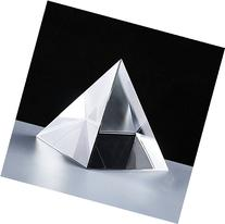 Sharing Star 1 Piece Clear Crystal Glass Pyramid Prism