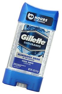 Gillette Clear Gel Cool Wave Anti-Perspirant / Deodorant 4