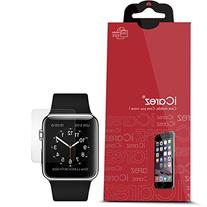 iCarez HD Clear Screen Protector for Apple Watch / Apple