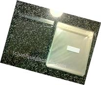 100 Pcs 7x7 Clear Resealable Cello / Cellophane Bags Good