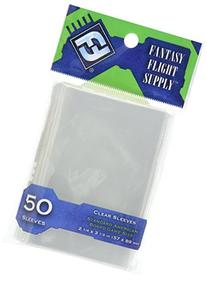 Fantasy Flight Supply: Clear Sleeves - Standard American