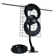 ClearStream 2V Indoor/Outdoor HDTV Antenna with Mount and