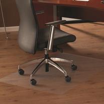 Cleartex Ultimat Rectangular Chairmat for Hard Floors &